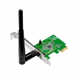 Karta sieciowa  Asus PCE-N10 Wireless PCI-E card 802.11n  150Mbps