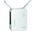 Punkt dostępowy D-Link Wireless AC71200 Dual Band Range Extender with GE port