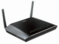 Router D-Link Wireless N ADSL2+ Router with 4 Port 10/100 Switch, Shareport  (Annex A)