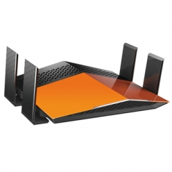 Router  D-Link AC1750 WiFi Gigabit Dual Band 450+1300 Mbps