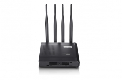 Router Netis DSL WIFI AC/1200 DUAL BAND + 1GB LAN, 4x Antena + 1x USB