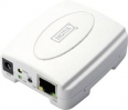 Serwer wydruku Fast Ethernet Print Server Digitus ,USB,1 X Port, 5 LGW