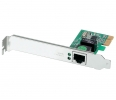 Karta sieciowa Edimax Gigabit LAN Card, RJ45, PCI Express, additional low profile bracket incl.