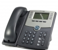 Cisco 8-Line IP Phone With Display, PoE and PC Port