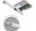 Karta sieciowa  Edimax 10 Gigabit Ethernet PCI Express Server