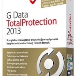 G Data TotalProtection 2013, 1PC, 1ROK (GData)