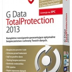 G Data TotalProtection 2013, 3PC, 1 ROK (GData)