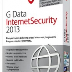 G Data InternetSecurity 2013, 2PC, 3 LATA (GData)
