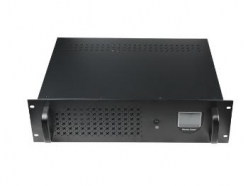 Gembird UPS Line-In 1500VA RACK 19'' 3.4U, 4xIEC13 OUT, IEC14 IN, RJ11, USB, LCD