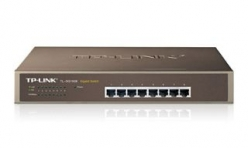 Switch  TP-Link TL-SG1008 Rack 8x10/100/1000Mbps