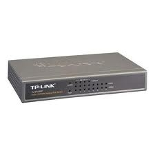 Switch  TP-Link TL-SF1008P PoE 8x10/100Mbps (4xPoE)