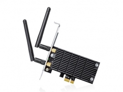 Punkt dostępowy TP-Link Archer T6E AC1300 PCI Express Wireless 802.11ac/b/g/n 2,4/5GHz