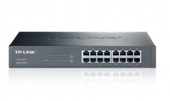 Switch  TP-Link TL-SG1016D Rack 16x10/100/1000Mbps
