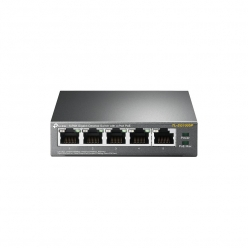 Switch TP-Link TL-SG1005P 5-Port Gigabit Desktop Switch with 4-Port PoE