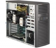 "Serwer   Supermicro Mid-Tower, 4x 3.5"" internal tool-less HDD bays w/ 2x Xeon E5-2600 support, C602"