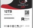 Dysk Seagate IronWolfPro, 3.5'', 12TB, SATA/600, 7200RPM, 256MB cache