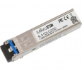 Akcesorium do Switchy MikroTik S-31DLC20D 1.25G SFP LX-LC (SM) 1310nm 20km DDM for RB260x,RB2011x,CCRx
