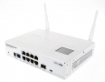 Switch  MikroTik CRS109-8G-1S-2HnD-IN L5 8xGig LAN, 1xSFP, 802.11b/g/n,PoE-IN 802.3af/at